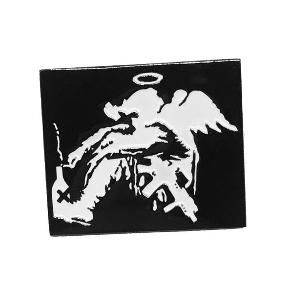 30 Seconds Out Heavy Days Lapel Pin
