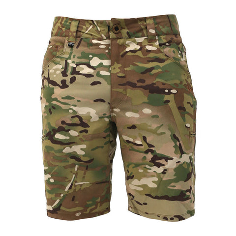 TD Neptune Tactical Shorts MultiCam Agility Stretch Fabric