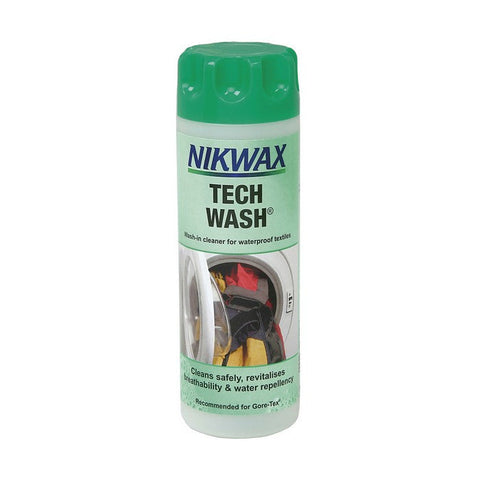 Nikwax Tech Wash Nikwax Apparel Care