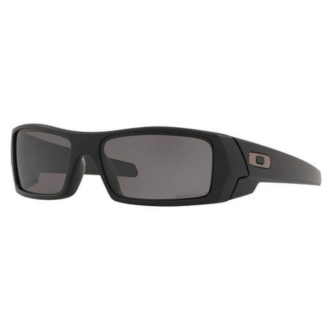 Oakley SI GasCan Matte Black with Prizm Grey Polar Lens