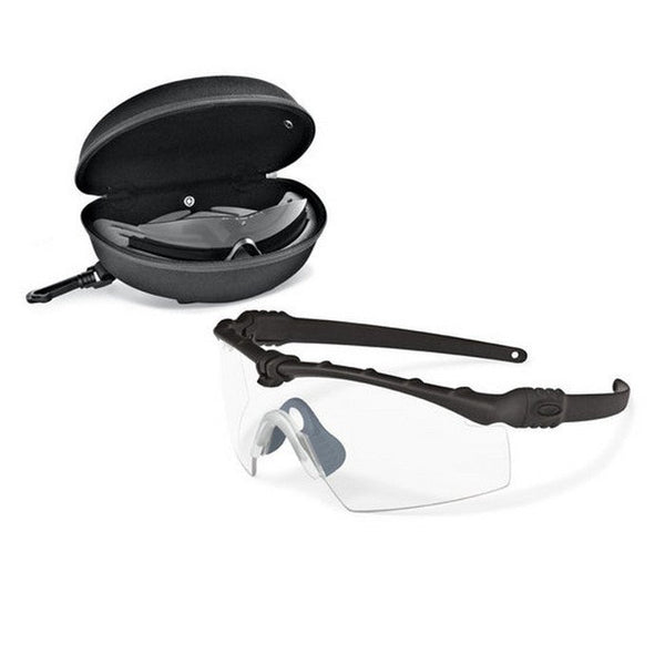 Oakley SI Ballistic M-Frame 3.0 with Grey and Clear Lenses