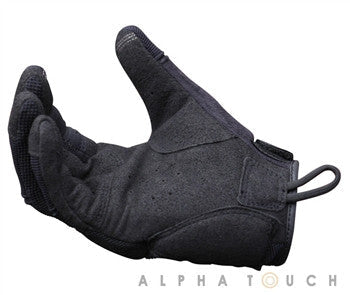 PIG Full Dexterity Tactical Gloves - Alpha Touch Gen 1 Patrol Incident Gear Gloves - 2