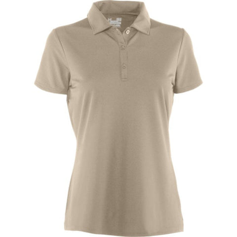 UA TAC Women's Range Polo Under Armour Polo - 1