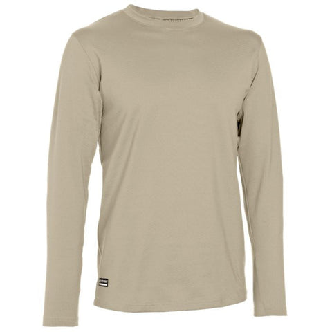 UA Tactical ColdGear Crew Shirt Under Armour Base Layer Top - 1