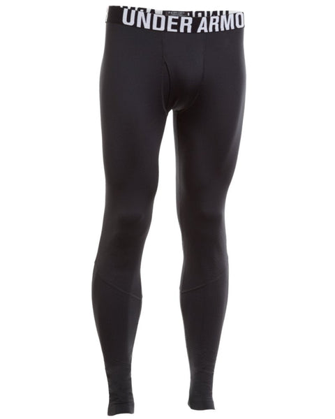 UA ColdGear Infrared Tactical Fitted Leggings Under Armour Base Layer Bottom - 3
