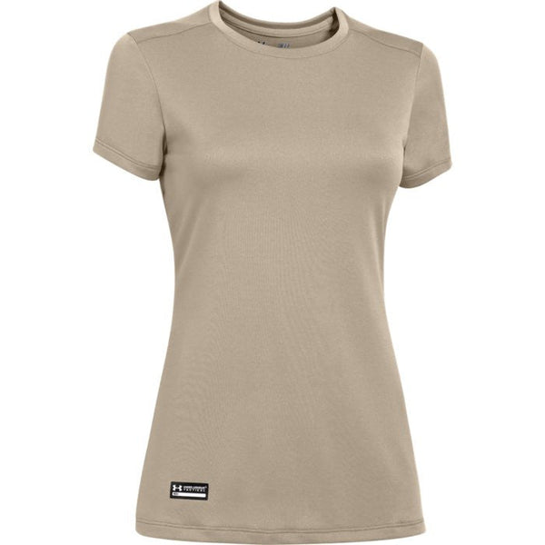 UA TAC Women's Tech T Under Armour Short Sleeve Shirt - 5