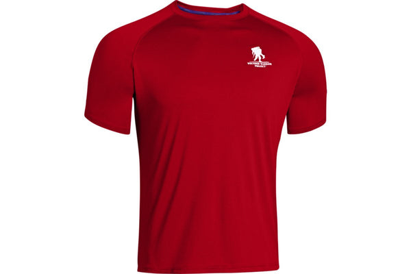 UA Tech Wounded Warrior Project T-Shirt Under Armour Short Sleeve Shirt - 8