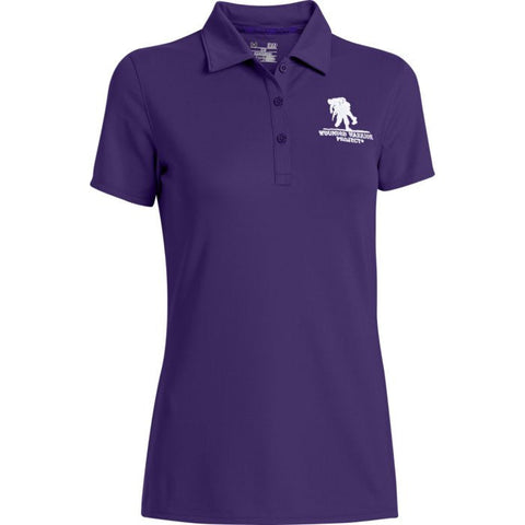 Under Armour Women's WWP Polo Under Armour Women's Top - 1