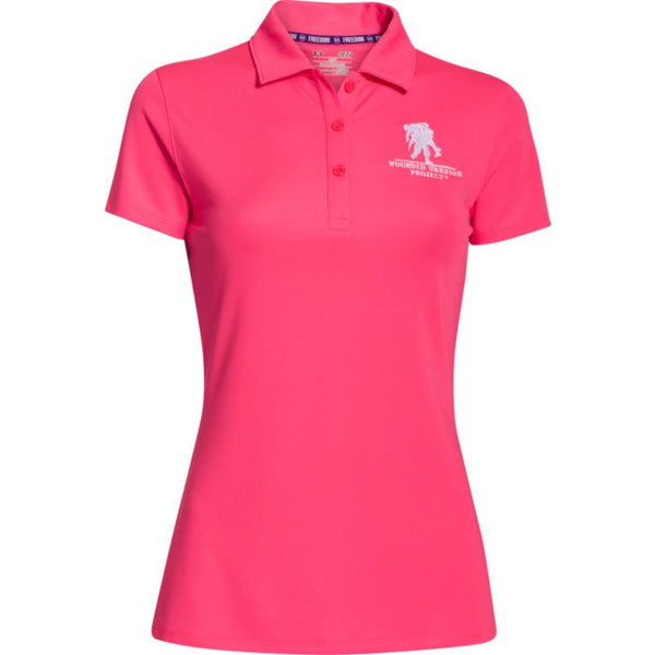 Under Armour Women's WWP Polo Under Armour Women's Top - 4