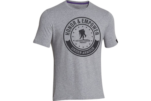 UA WWP Circle T-Shirt Under Armour Graphic Tee - 5