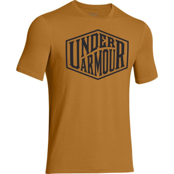 Under Armour Stamp Down T-Shirt Under Armour Graphic Tee - 3