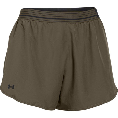 UA TAC Women's Training Short Under Armour Training Shorts - 1