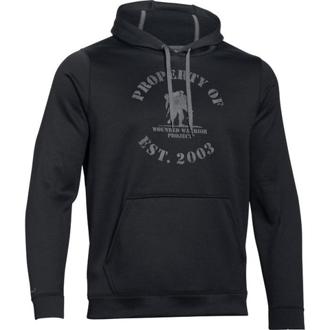 Under Armour WWP Property Of Hoodie Under Armour Hoodie Sweatshirt - 8
