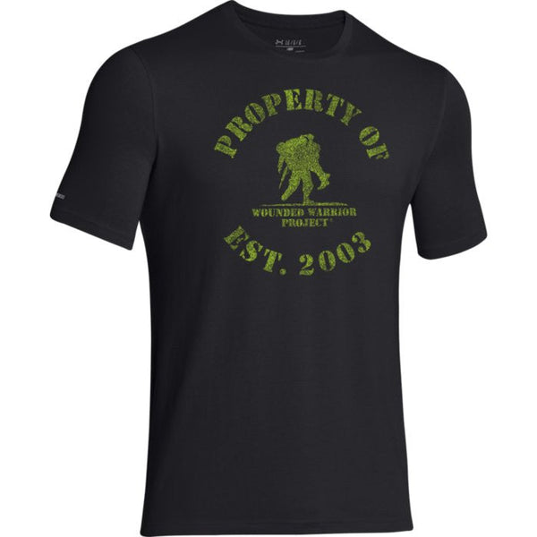 UA WWP Property T-Shirt Under Armour Graphic Tee - 1