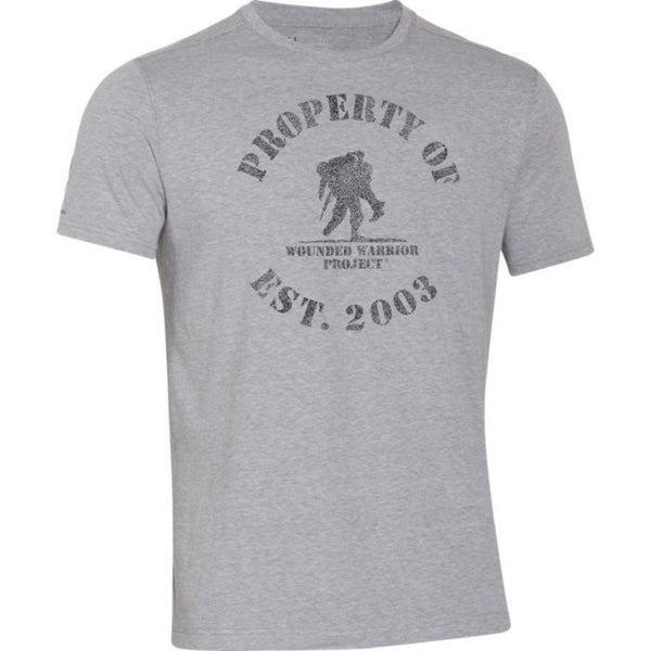 UA WWP Property T-Shirt Under Armour Graphic Tee - 3