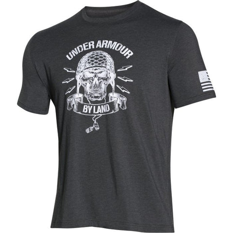 UA Freedom Army SS T-Shirt Under Armour Graphic Tee - 1