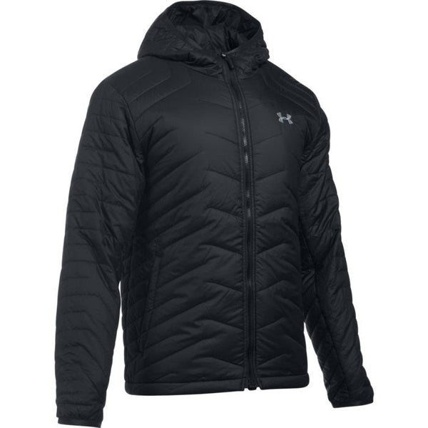 UA ColdGear Reactor Hooded Jacket