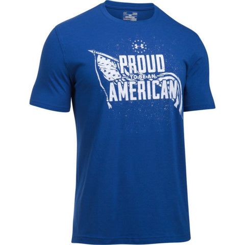 Under Armour Proud American Graphic T-Shirt