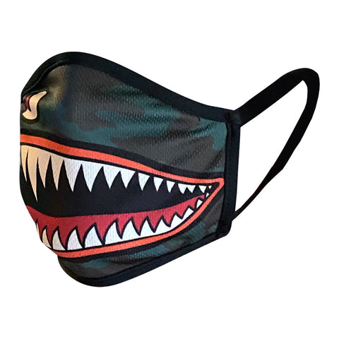 TD Flying Tiger Face Mask