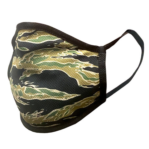 TD Face Mask Tiger Stripe