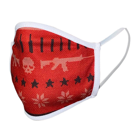 TD Face Mask Ugly Sweater