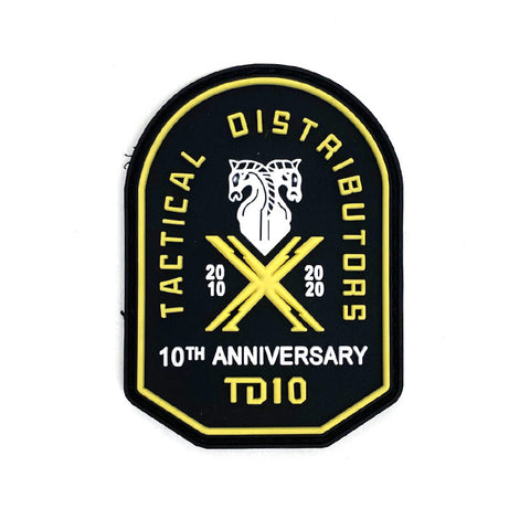 TD 10 YR Anniversary Patch *Limited Edition*