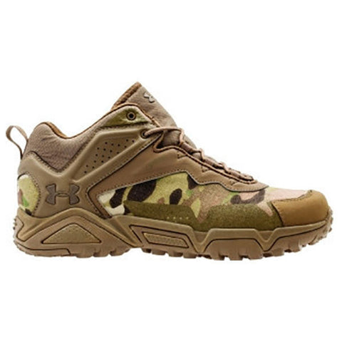 UA-Tabor Ridge Low Under Armour Tactical Boots - 1