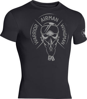 UA WAW Compression Tee Under Armour Graphic Tee