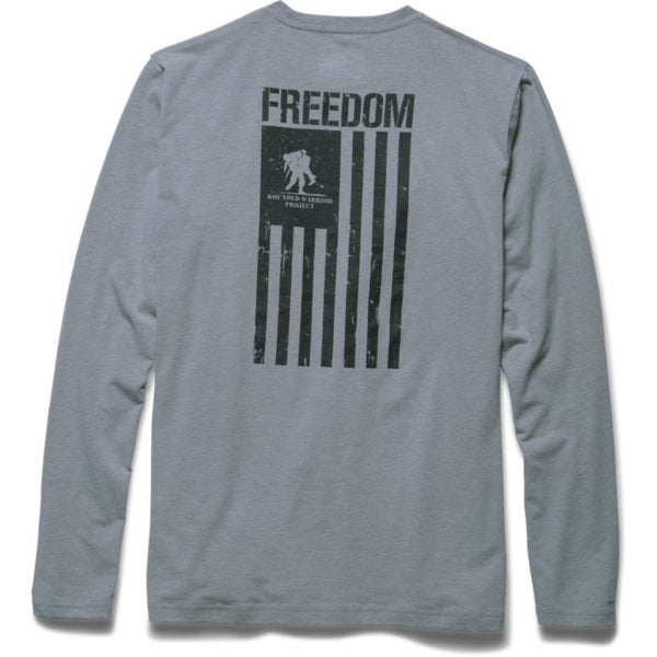 UA WWP Freedom Flag LS T-Shirt Under Armour Long Sleeve Shirt - 11