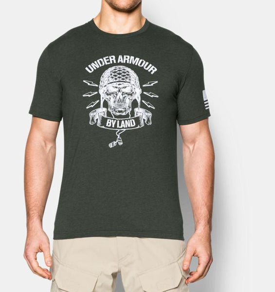 UA Freedom Army SS T-Shirt - ONLY XL & 2XL Left!