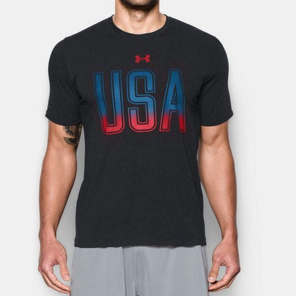 Under Armour UA Freedom USA Chest T