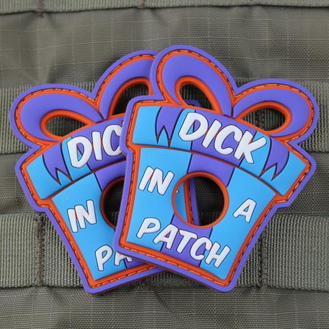 Violent Little Dick in a Patch Morale Patch
