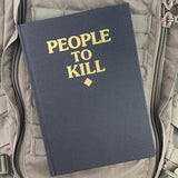 Violent Little People to Kill Notebook