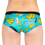 Battle Briefs WMNS Banana Clips Blue -SM ONLY!- NO RETURNS