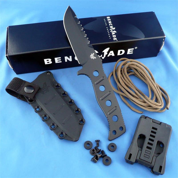 Benchmade Adamas Fixed Blade Benchmade Knives & Tools - 2