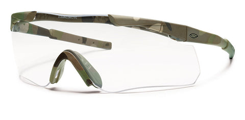Smith Aegis Arc Eyeshields - Multicam - Field Kit Smith Optics Shooting Glasses