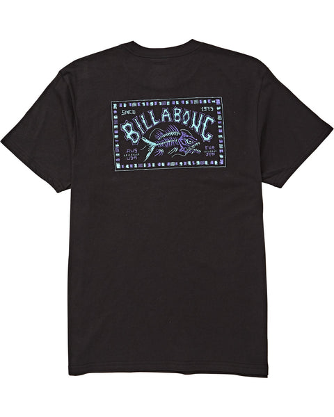 Billabong Bad Fish Tee - NO RETURNS