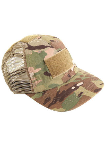 HSGI Mesh Back Adjustable Shooter Cap High Speed Gear Hats - 1