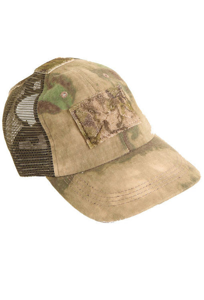 HSGI Mesh Back Adjustable Shooter Cap High Speed Gear Hats - 2