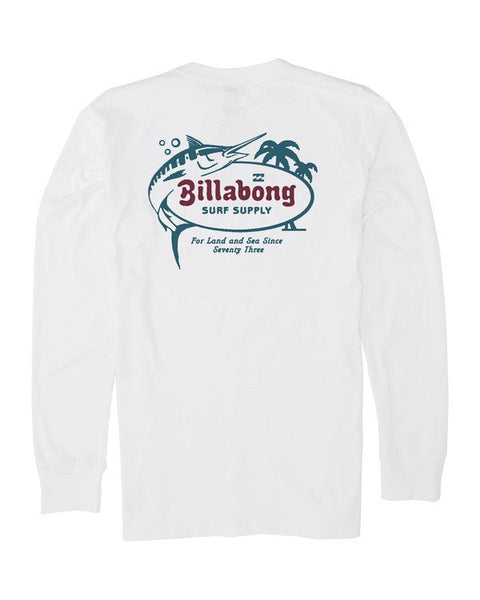 Billabong Surf Lounge LS Tee