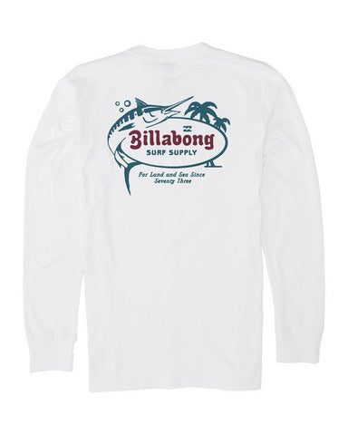 Billabong Surf Lounge LS Tee - NO RETURNS