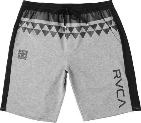 RVCA BJ Jersey Shorts 2016 RVCA Training Shorts - 1