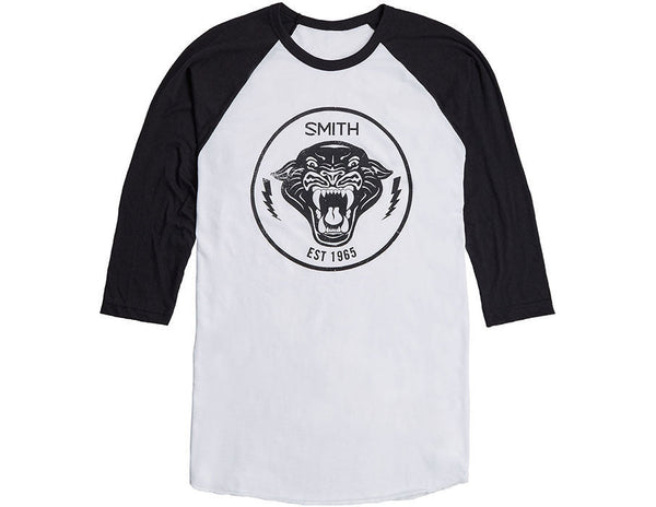 Smith Blacklight 3/4 T-Shirt Smith Optics Graphic Tee - 1