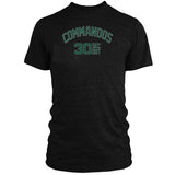 30 Seconds Out Commandos Tee