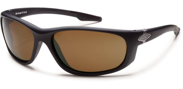 Smith - Chamber Tactical Sunglasses, Black/Polarized Brown Smith Optics Sunglasses