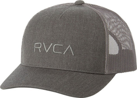 RVCA Curved Bill Trucker Hat