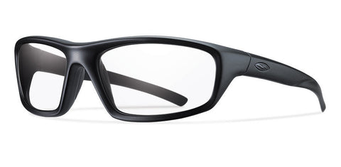 Smith Director Elite Black Clear Lens Smith Optics Shooting Glasses