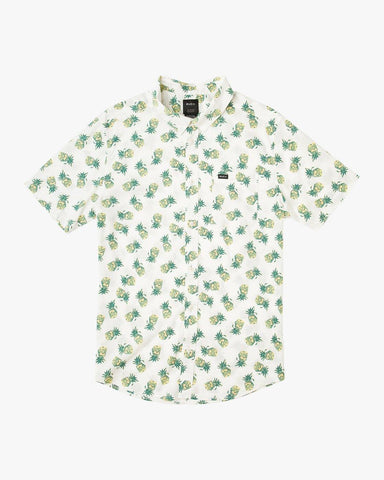 RVCA DMOTE Reflections Party Shirt