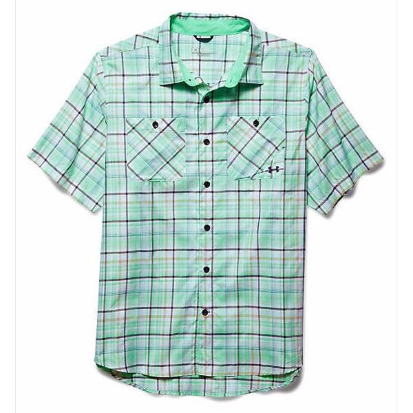 UA Chesapeake 2 SS Plaid
