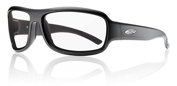 Smith Optics-Elite Drop Tactical- Black/Clear Smith Optics Shooting Glasses